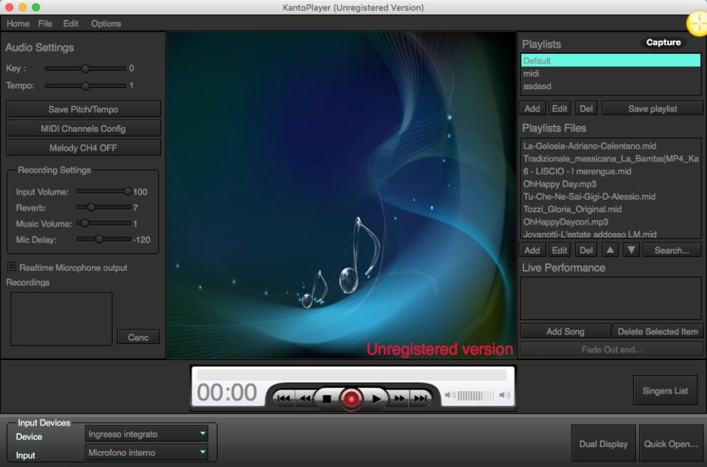 Kanto Karaoke Player for Mac | Kanto Karaoke